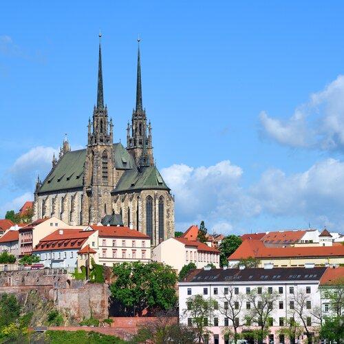 Co vidět v Brně