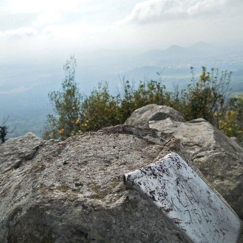 Výšlap na horu Klíč