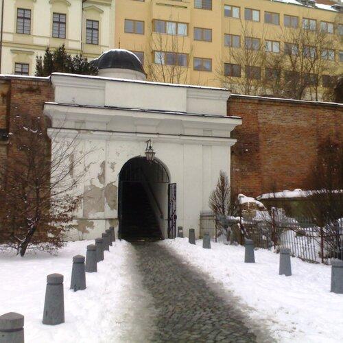 Schodiště Bono Publico Hradec Králové