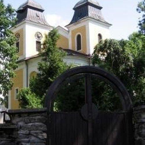 Kostel sv. Maří Magdaleny v Deštné