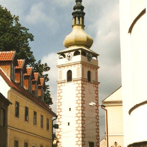 Jevíčko - městská věž