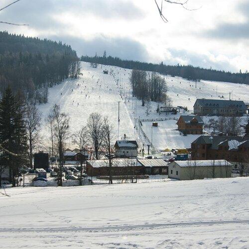 Ski Karlov - Karlov pod Pradědem
