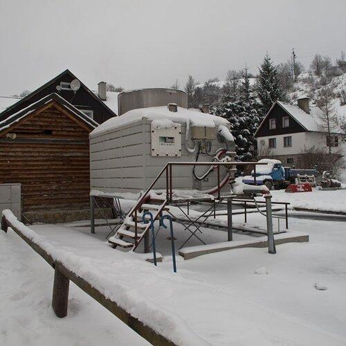 Ski areál Proskil Branná
