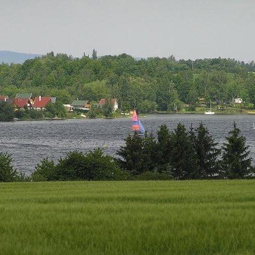 Jesenická přehrada