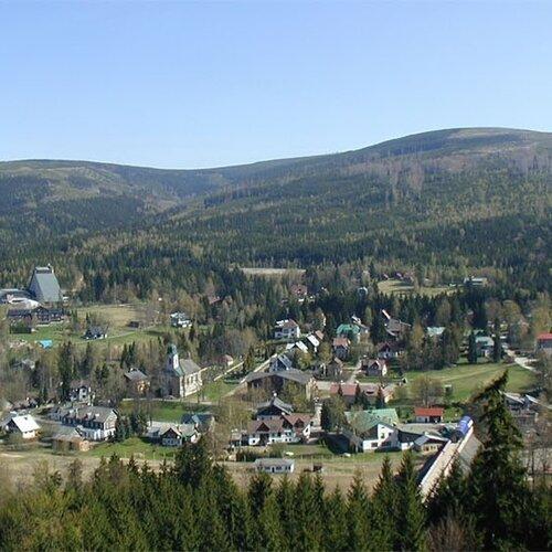 Ski areál Harrachov