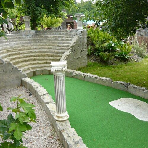 Fantasy golf Plasy