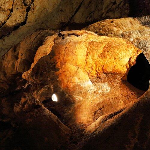Ochtinská aragonitová jaskyňa
