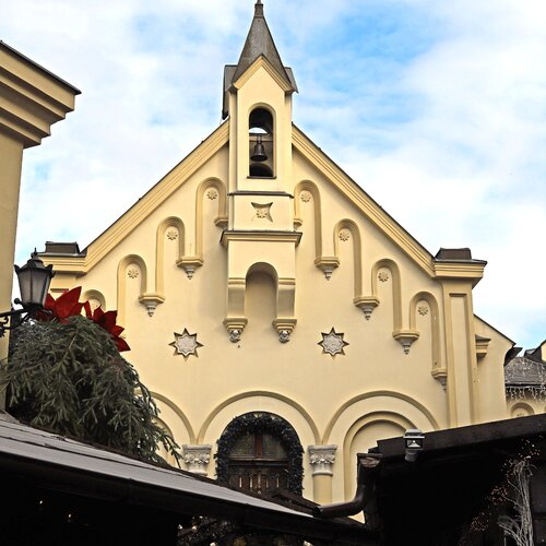 Vánoční dům v Doubí