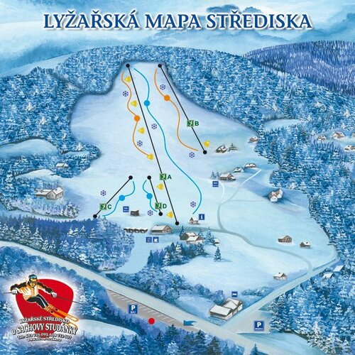 Ski areál Sachovka