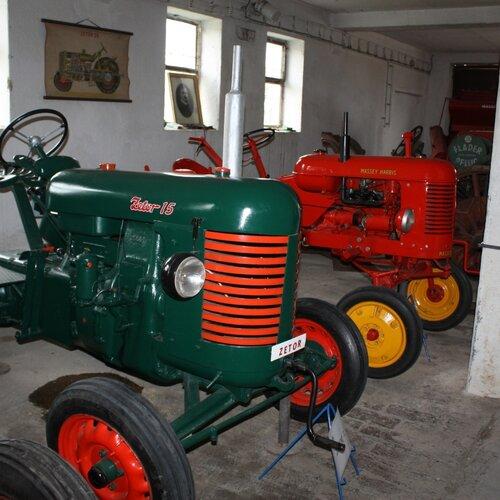 Muzeum zemědělských strojů Hoštice