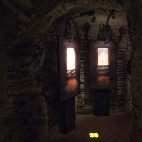 Geschaderovo podzemí