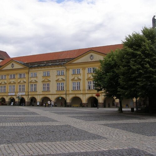 Regionální muzeum a galerie Jičín - Muzeum hry