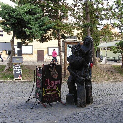 Muzeum čertů Úštěk