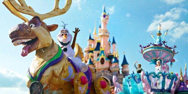Jedinečný výlet do Disneylandu a Paříže na otočku