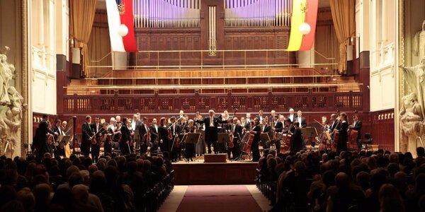 Novosvětská a Vánoční hudba v Obecním domě