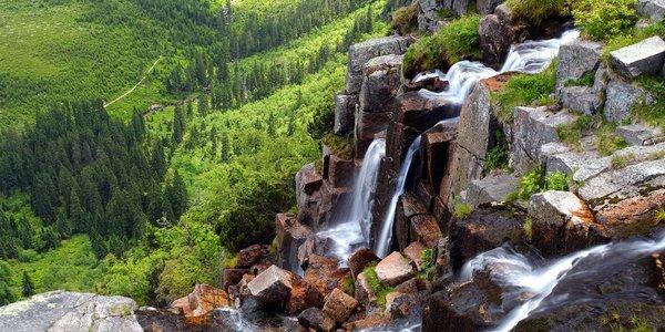 10 nejzajímavějších míst Krkonoš