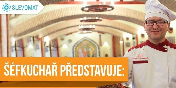 Šéfkuchař představuje: exotická kuchyně Uzbekistánu