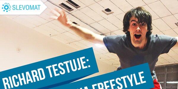 Richard testuje: trampolíny ENHA Freestyle v Ostravě