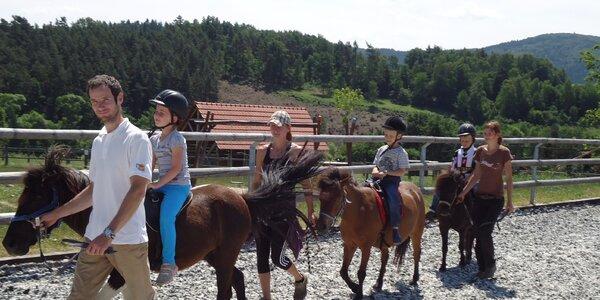 Farma Blaník: dovolená u zvířátek pro nejmenší