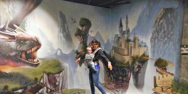 Tricklandia: tady překonáte gravitaci! Hurá s dětmi do Vysokých Tater