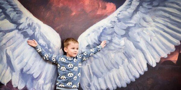 Muzeum iluzí: Gandalfova židle, andělská křídla a svět vzhůru nohama