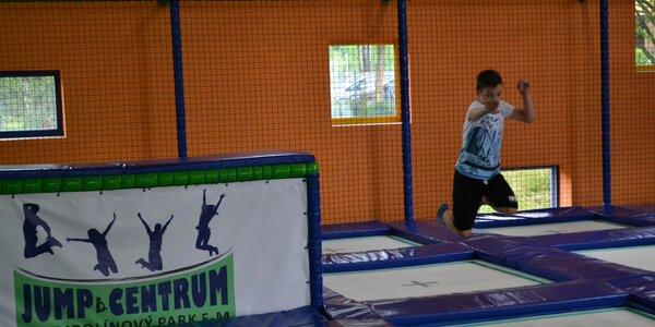 Aktivní zábava pro děti na severu Moravy? Jump Centrum ve Frýdku-Místku