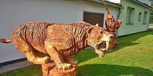 Nechte se nalákat na Beskydy: Ráj dřevěných soch v Ostravici, Beskydské nebe a Miniuni Ostrava