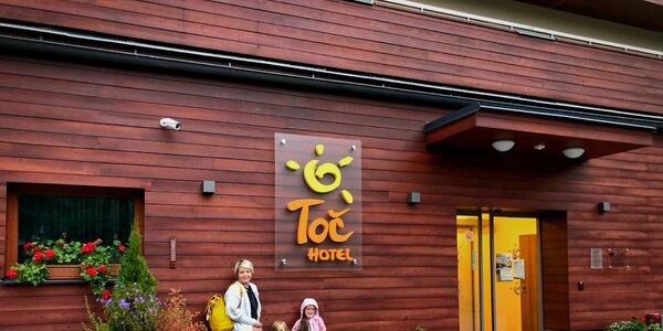 Hotel Toč v Jeseníkách: eko a baby friendly místo, kde vám bude dobře