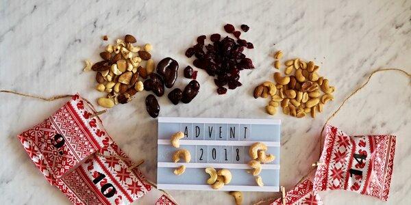Adventní kalendář (nejen) pro muže doporučuje mama blogerka