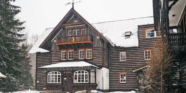 Hotel ve Špindlu v klidné lokalitě a se skiareály na dosah? Otestovali jsme Tři růže