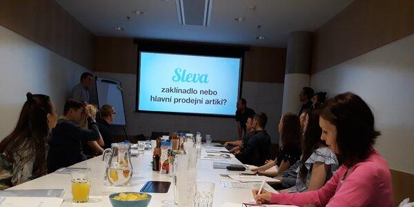 První sales meetup ve Slevomatu