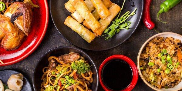Orient fest: vyberte nejlepší asijskou restauraci a vyhrajte!