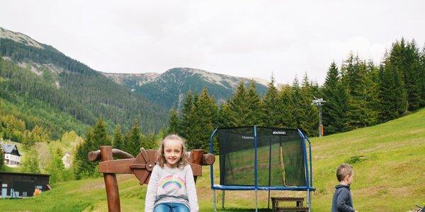 Užijte si hory v každém ročním období. Mama blogerka doporučuje Hotel Stoh ve Špindlu