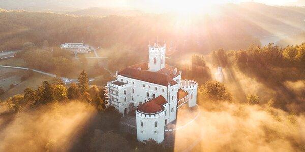 Romantika v Chorvatsku s polopenzí a wellness
