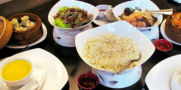 Orientální degustační menu z Hong Kongu pro DVA