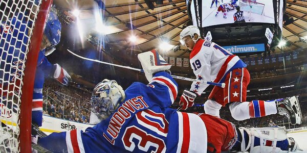 3 noci v New Yorku a vstup na 2 zápasy NHL