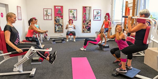 5, 10 nebo 20 vstupů na kruhový trénink pro ženy