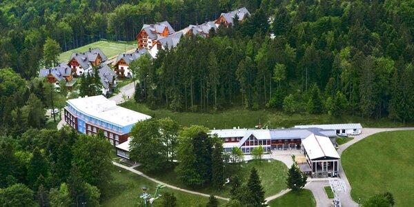 Hotel ve slovinských horách: aktivity i wellness