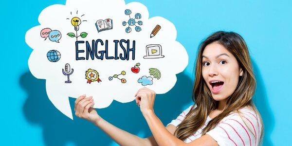 Individuální výuka angličtiny: úroveň A1–C1