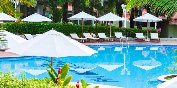 4* Phu Hai Resort & Spa ve Vietnamu s polopenzí