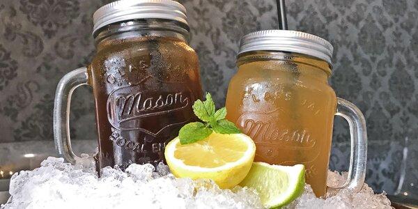 Ledový čaj nebo osvěžující Spritz dle výběru
