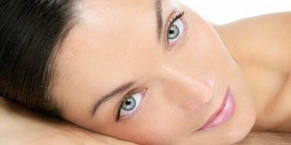 Ošetření kmenovými buňkami a hloubkové čištění pórů