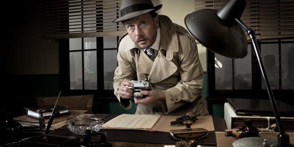 Únikovka: Staňte se agentem tajné služby MI6
