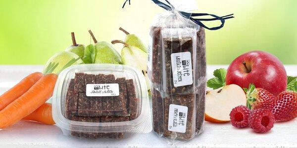 Zdravé a ručně vyráběné svačinky myBite