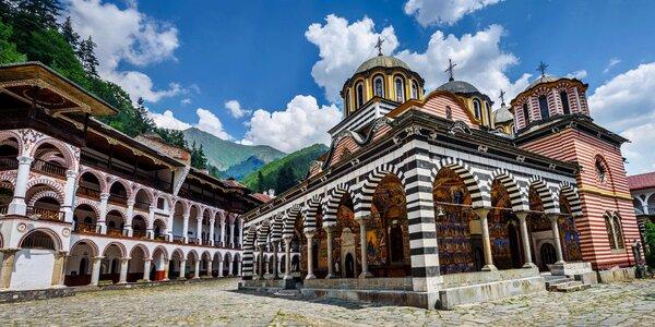 Bulharsko letecky: poznávací zájezd, 7 nocí