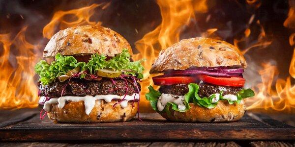 7 tipů, jak na šťavnatý burger a povedené grilování