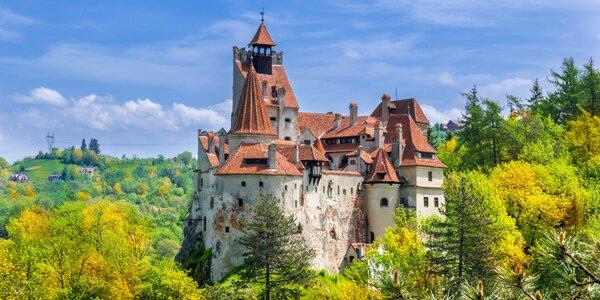 Poznávací zájezd do Rumunska: 3 noci s polopenzí