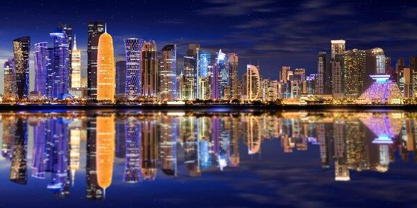 5* Sheraton Grand Doha Resort s plnou penzí