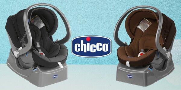 Dětská autosedačka Chicco Auto-Fix do 13 kg