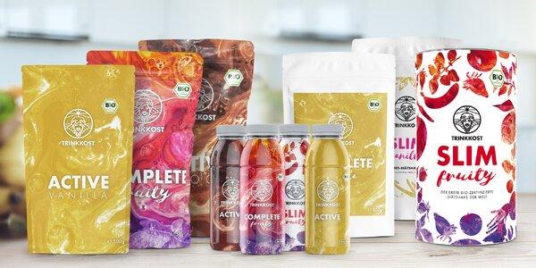 Bio Fitdrink: jídlo v lahvi se superpotravinami